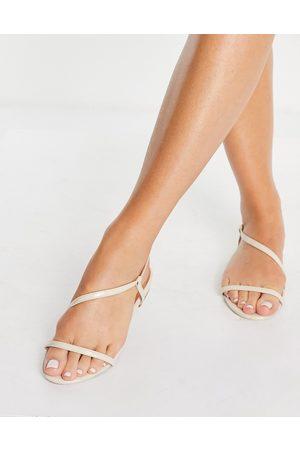 Ted Baker Pepell flat sandal in cream