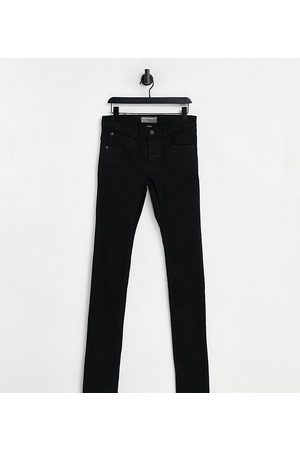 French Connection Tall slim fit jeans in black