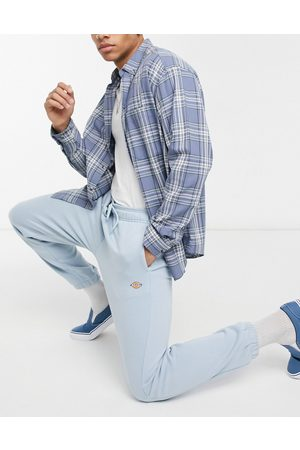 Dickies Small logo joggers in blue