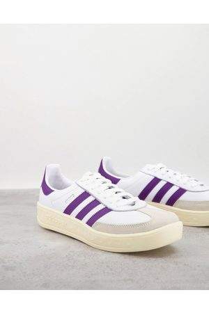 adidas Hombre Tenis - Madrid trainers in white