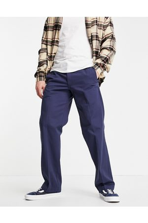 Dickies Hombre Chinos - Vancleve trousers in navy