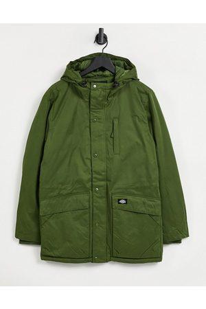 Dickies Olla jacket in green