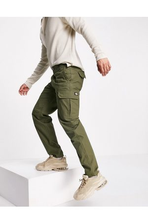 Dickies Hombre Cargo - Millerville trousers in military green