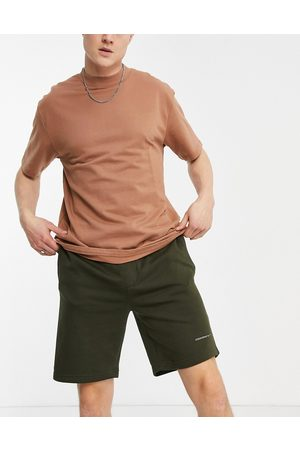 Good For Nothing Hombre Suéteres - Jersey shorts in khaki green