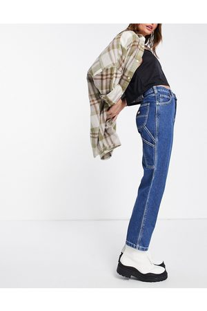 Dickies Mujer Jeans - Ellendale denim carpenter jeans in blue