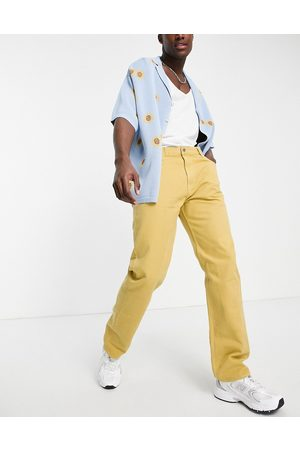 Weekday Space Washed Trousers in