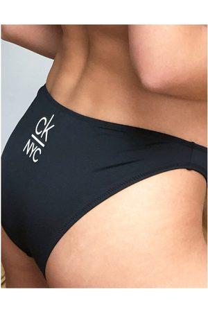Calvin Klein Bikini bottoms in black
