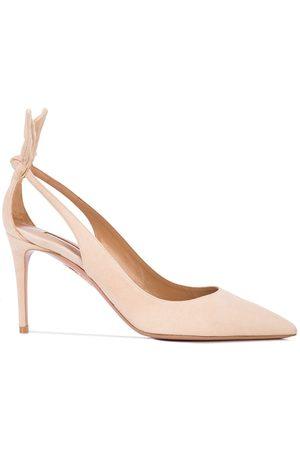 Aquazzura Mujer Stiletto - Zapatillas Bow Tie