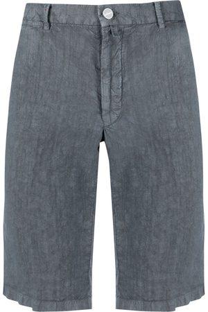 Kiton Shorts chino con trabillas