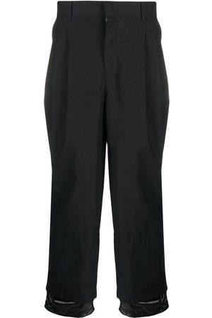 JUUN.J Pantalones con tobillos a capas