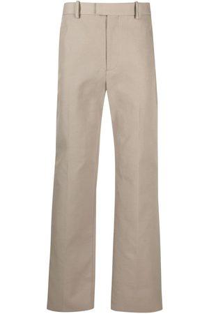 Bottega Veneta Pantalones de vestir rectos