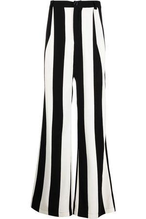 DUOltd Pantalones a rayas verticales