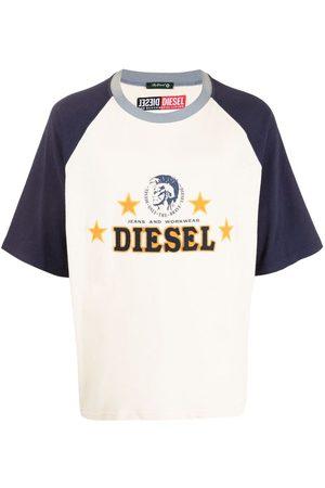 Diesel Hombre Playeras - Playera con logo bordado