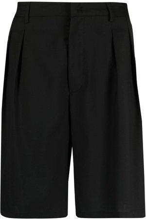 LOW BRAND Shorts de vestir con pinzas