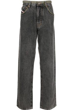 Diesel Hombre Rectos - Jeans rectos con tiro medio