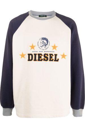 Diesel Hombre Sudaderas - Sudadera con logo bordado
