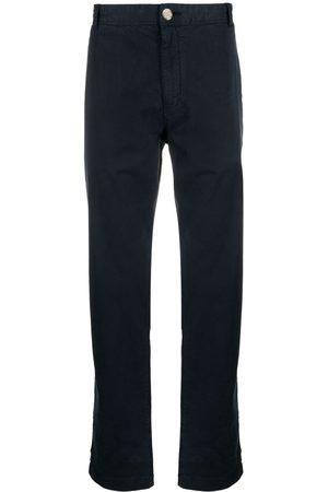 Woolrich Pantalones rectos con tiro medio