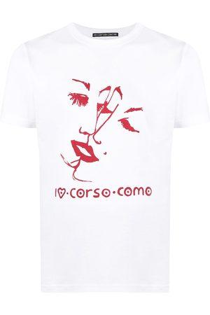 10 CORSO COMO Playeras - Playera con estampado gráfico