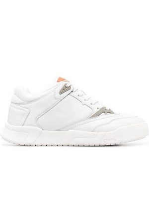 Heron Preston NEW SNEAKER WHITE CREAM