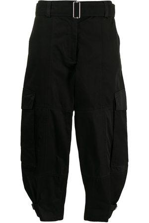 J.W.Anderson Mujer Cargo - Pantalones cargo ajustados