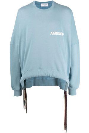 AMBUSH Hombre Sudaderas - Multicord crew neck sweatshirt