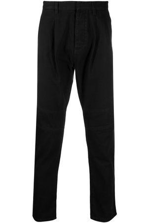 Balmain Hombre Pantalones y Leggings - Pantalones tapered drapeados
