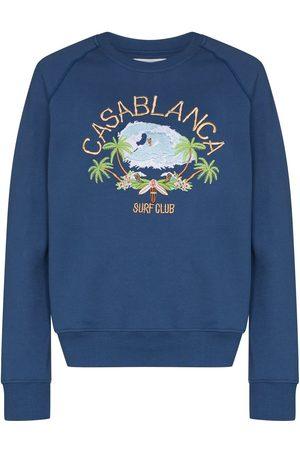 Casablanca Hombre Sudaderas - Sudadera Surf Club
