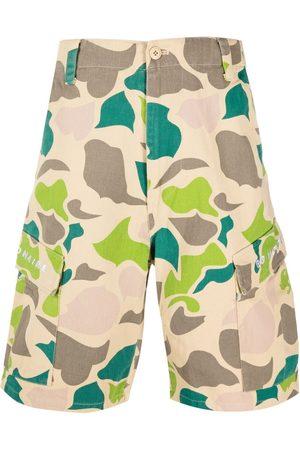 Billionaire Boys Club Shorts cargo con estampado militar