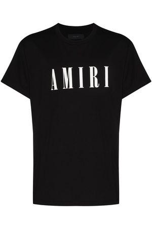 AMIRI Hombre Playeras - Playera con logo estampado