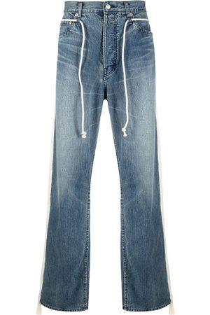 AMBUSH Hombre Jeans - Jeans con cordones en la pretina