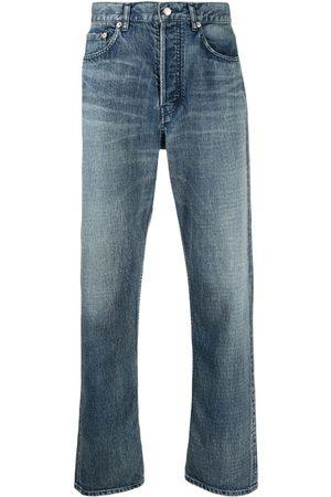 AMBUSH Distressed-effect straight-leg jeans