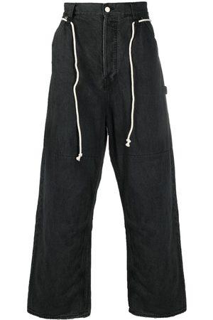 AMBUSH Hombre Jeans - Jeans oversize con cordones