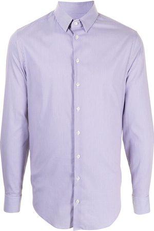 Armani Hombre Camisas - Camisa con estampado de rayas