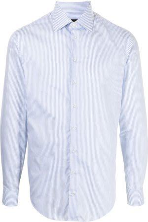 Armani Camisa con estampado de rayas