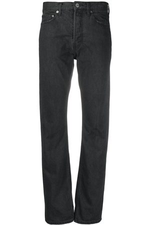 AMBUSH Jeans rectos con tiro medio