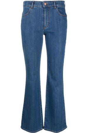 See by Chloé Mujer Acampanados - Jeans bootcut con tiro medio