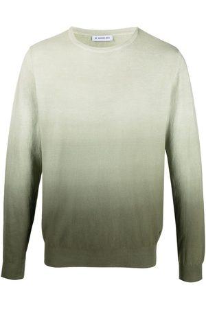 Manuel Ritz Suéter tejido con efecto degradado