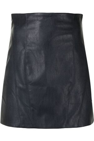 MANNING CARTELL Falda corta con cintura alta