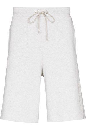 Moncler Shorts deportivos con cordones en la pretina
