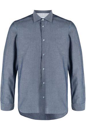 Manuel Ritz Camisa con cuello italiano