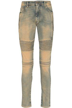 Represent Skinny jeans estilo biker