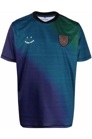 Paul Smith Playera de fútbol con estampado tie-dye