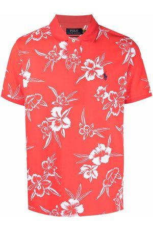 Polo Ralph Lauren Hombre Polos - Playera tipo polo con estampado hawaiano
