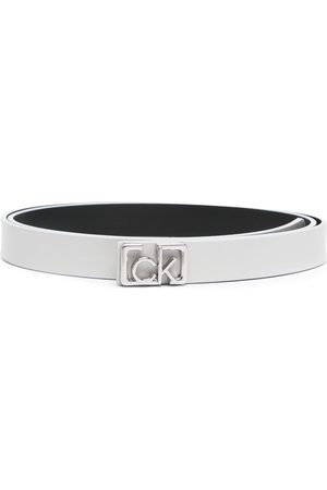Calvin Klein Cinturón con logo en la hebilla