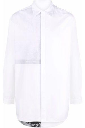A-cold-wall* Hombre Manga larga - Camisa larga con botones