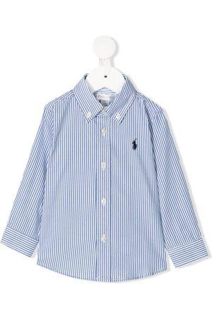 Ralph Lauren Camisas - Camisa a rayas con botones