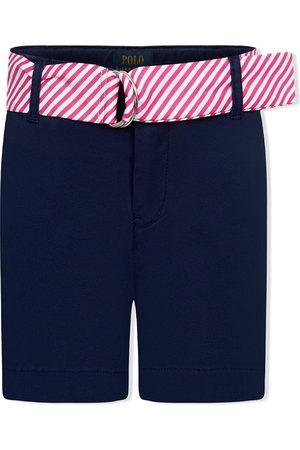 Ralph Lauren Shorts chino con cinturón