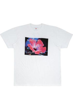 Supreme Playera con estampado This Was Tomorrow de x Yohji Yamamoto