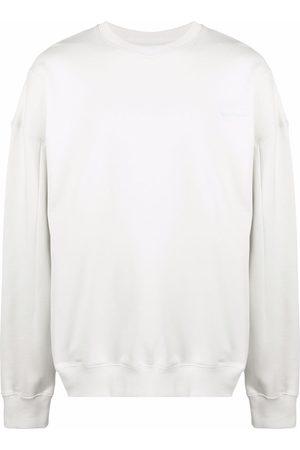 A-cold-wall* Suéter oversize con logo bordado