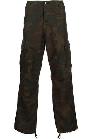 Carhartt Pantalones cargo con estampado militar